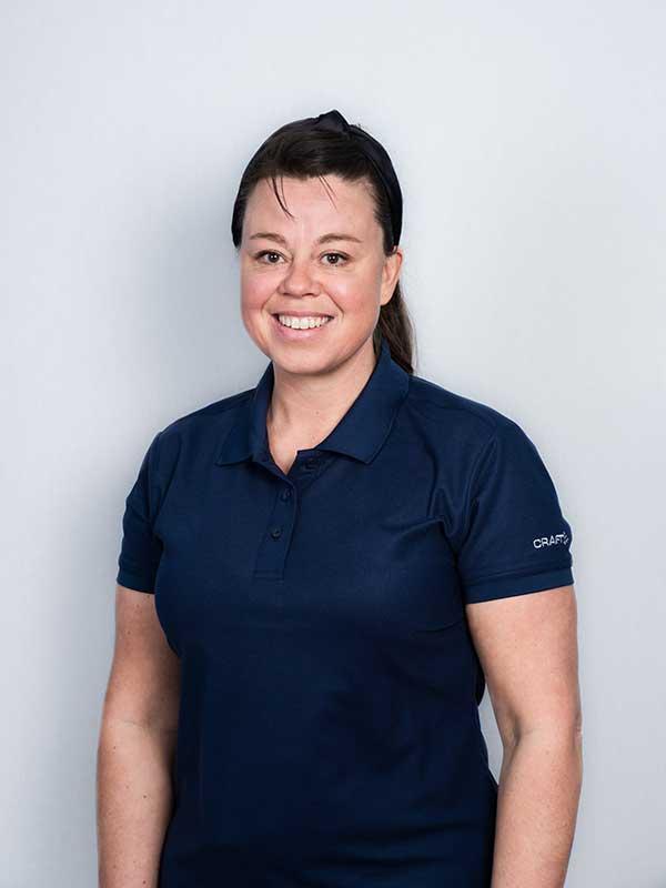 Fysioterapeut Linda Mari Borch