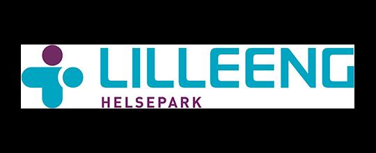 Lilleeng helsepark logo