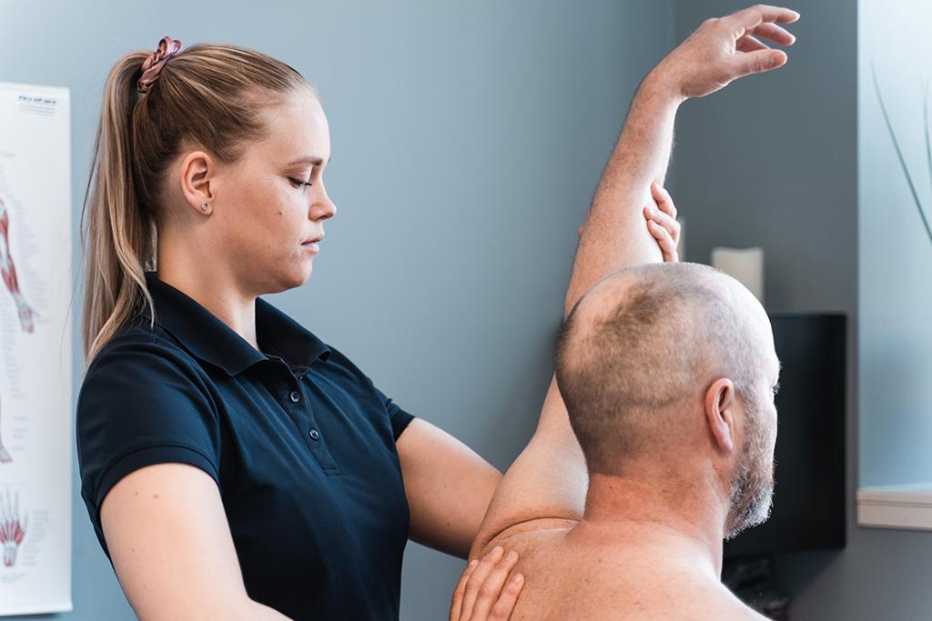 Fysioterapi ved Vansjøklinikken i Moss